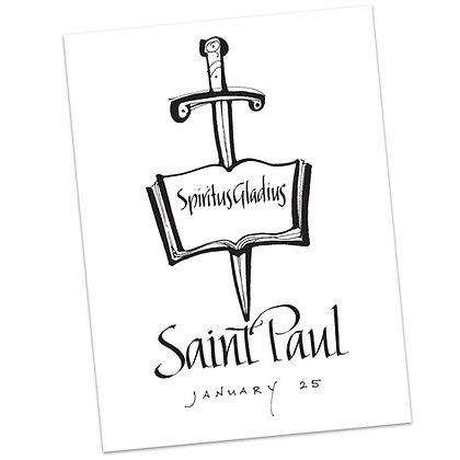 St. Paul by Sally Beck