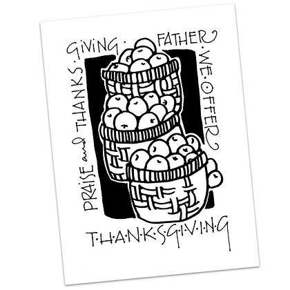 Thanksgiving (vs1) by Sally Beck