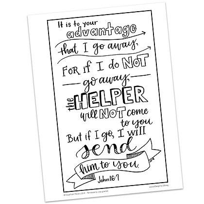 John 16:13 HS by Jamie Truwe