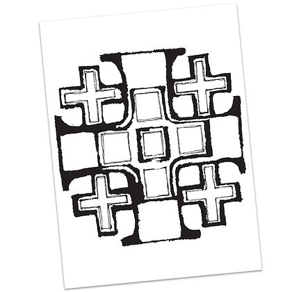 Cross (vs6) by Sally Beck