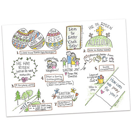 Ways to Share Easter Joy by Pat Maier