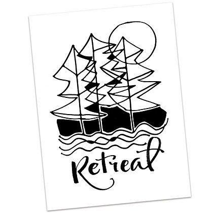 Retreat (vs1) by Sally Beck