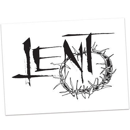 Lent by Sally Beck