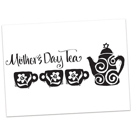 Mother's Day Tea by Sally Beck