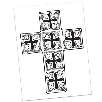 Cross (vs5) by Sally Beck