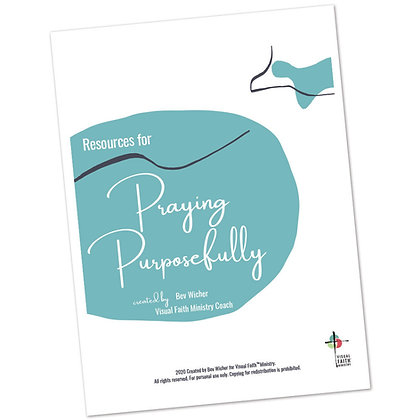 Resources for Praying Purposefully by Bev Wicher
