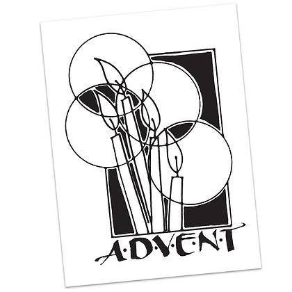 Advent (vs2) by Sally Beck
