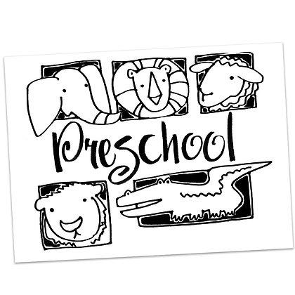 Preschool (vs1) by Sally Beck
