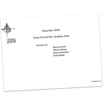 VCY - Graphics Only  - December 2018