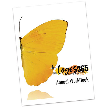 Logos365 Annual Workbook by Diane Marra