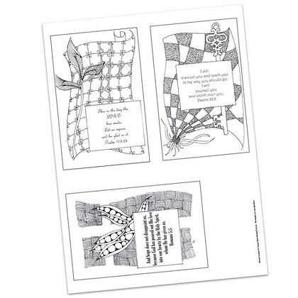 Versicles #5 by Carla Kramer