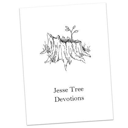 Jesse Tree Devotional Booklet - Part 2 by Matyas/Helmreich