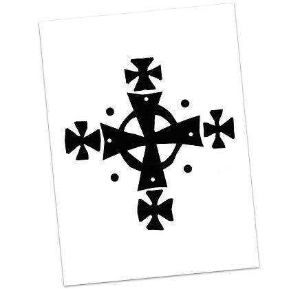 Cross (vs2) by Sally Beck