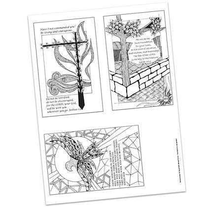 Versicles #6 by Carla Kramer