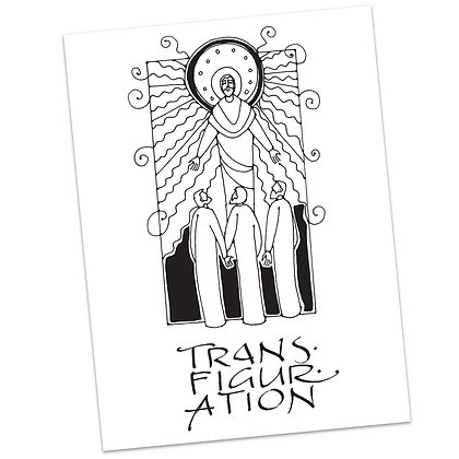Transfiguration by Sally Beck