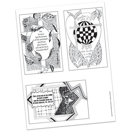 Versicles #15 by Carla Kramer