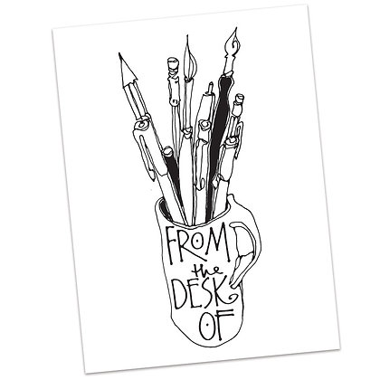 From the Desk by Sally Beck
