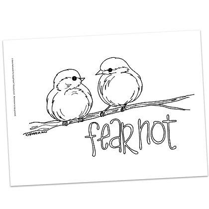 Fear Not by Katie Helmreich