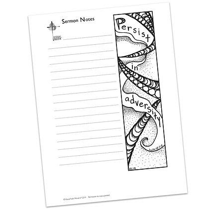 Sermon Notes HS - Luke 18:1-8