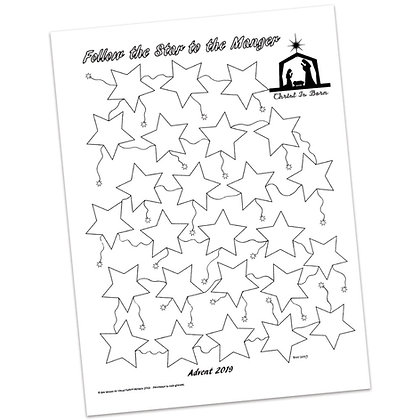 Advent Calendar by Bev Wicher (25 Spaces)