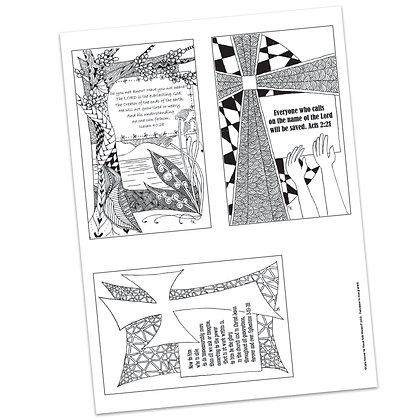 Versicles #4 by Carla Kramer