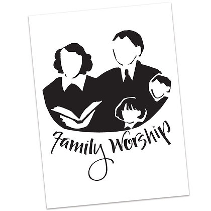 Family Worship (vs2) by Sally Beck