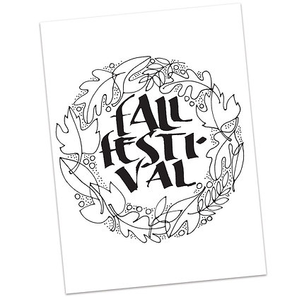 Fall Fest (vs2) by Sally Beck
