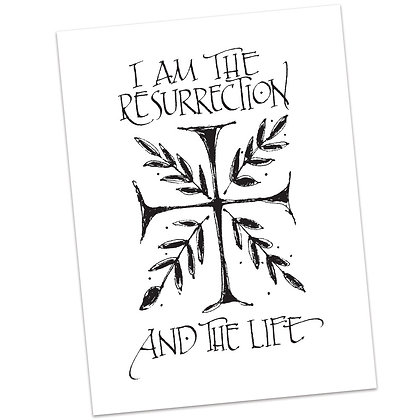 I am the Resurrection by Sally Beck