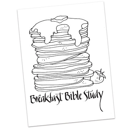 Breakfast Bible Study by Sally Beck
