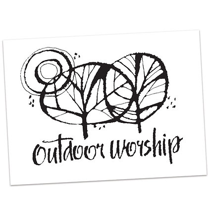 Outdoor Worship (vs2) by Sally Beck