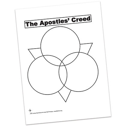 Apostles Creed by Ruth Schian