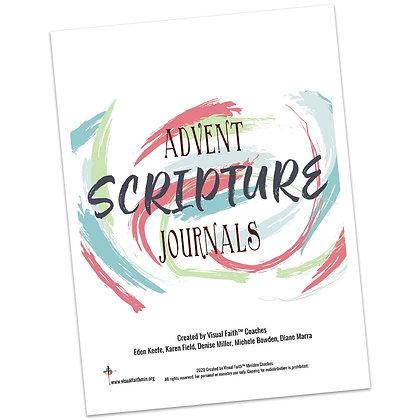 Advent Scripture Journal Kit by VFM Coaches