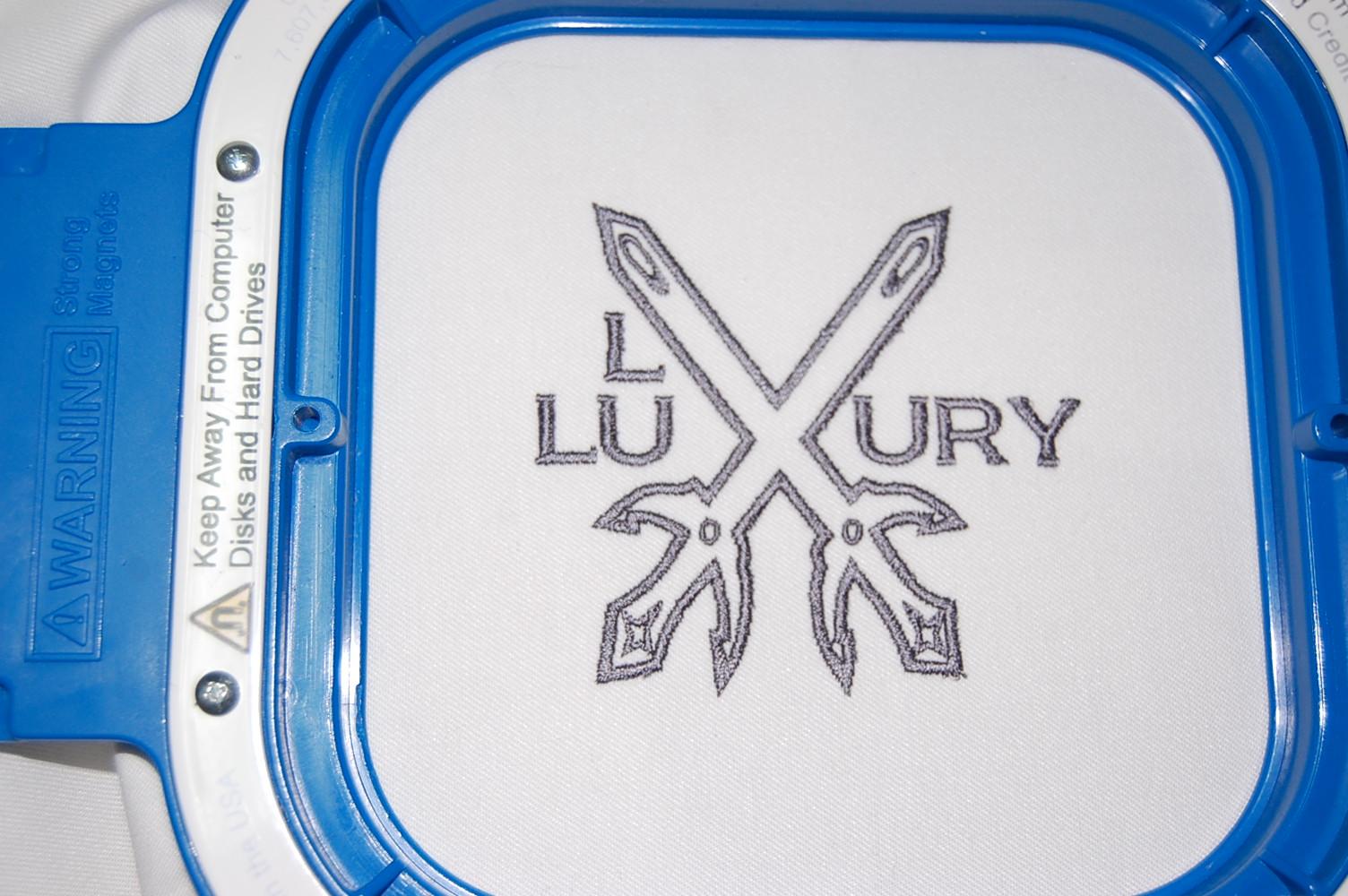 LuLuxury Logo