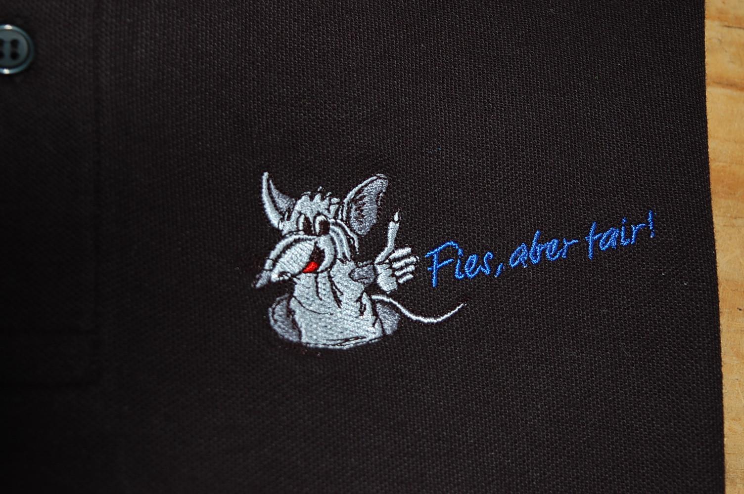 Logo Fies aber fair