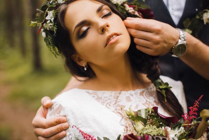 Свадебный макияж! Тренды 2017