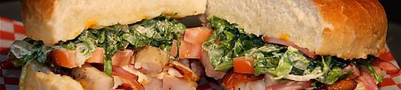 CUSTOM PIPELINE SANDWICHES