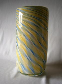 Straight sided vase (9123)