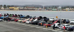 Mustangs On The Wharf Event