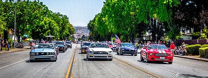 Memorial Parade, Gilroy CA
