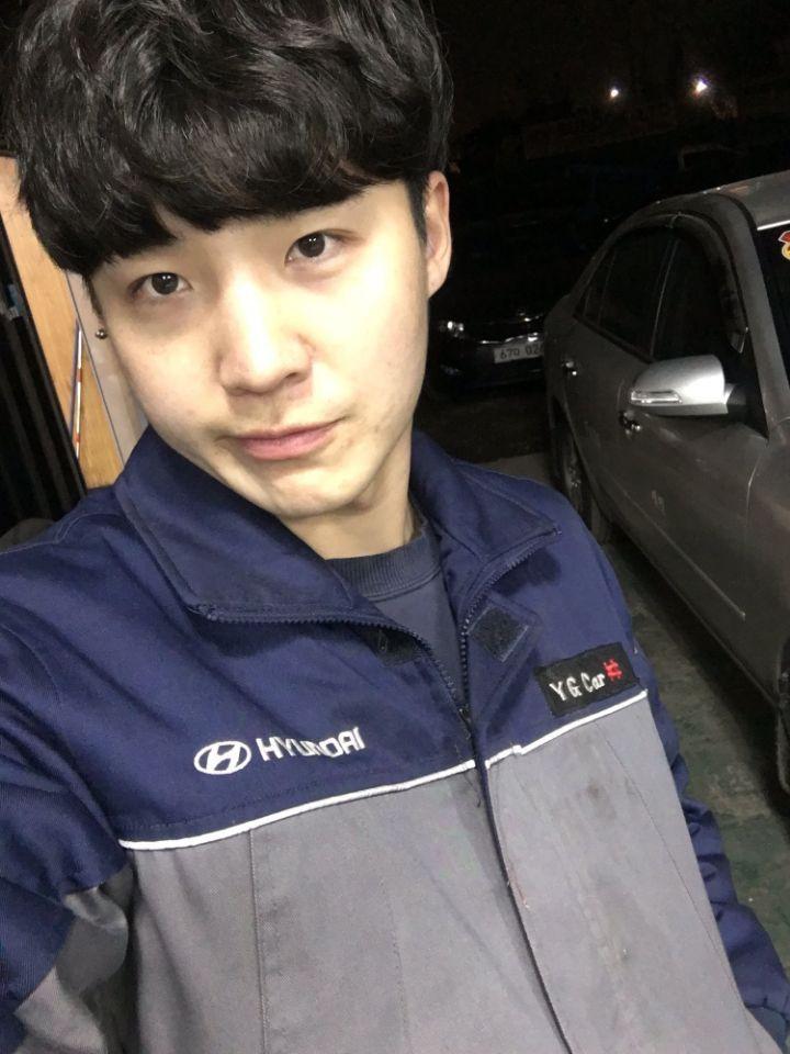 Mr.Yun. YG Car. Car Audio system. maintaining