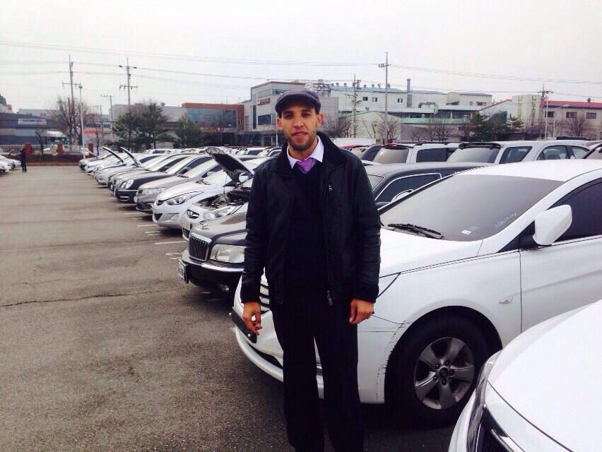Dominican Rep. Korean used car for sale