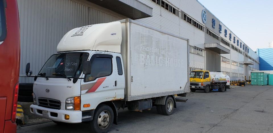 Cambodia, Korean Used Car export