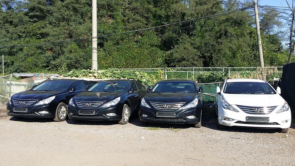Hyundai Sonata, Gasoline, used car, Georgia