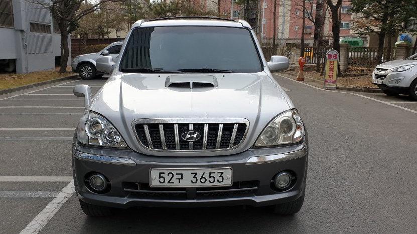 HYUNDAI TERRACAN_JX290_4WD_MT