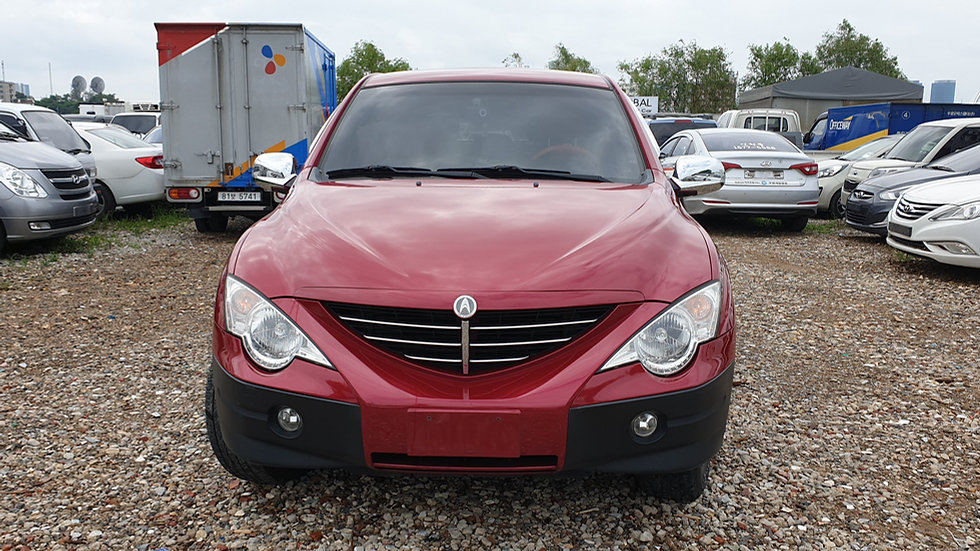 SSANGYONG ACTYON 2008y-KOREAN USED CAR FOR SALE