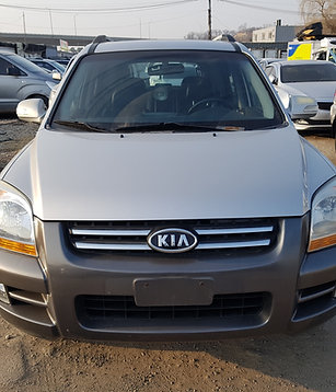 KIA SPORTAGE 4WD SUNROOF-KOREAN USED CAR EXPORT