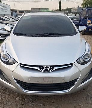 Hyundai Avante MD (Elantra) - LPG