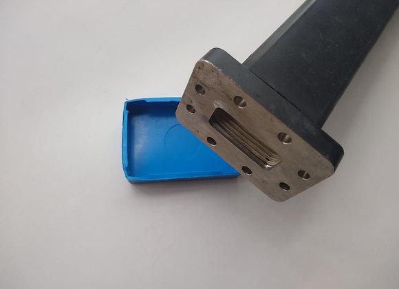 Flexible waveguide - Flextwist WR 137 - 90cm