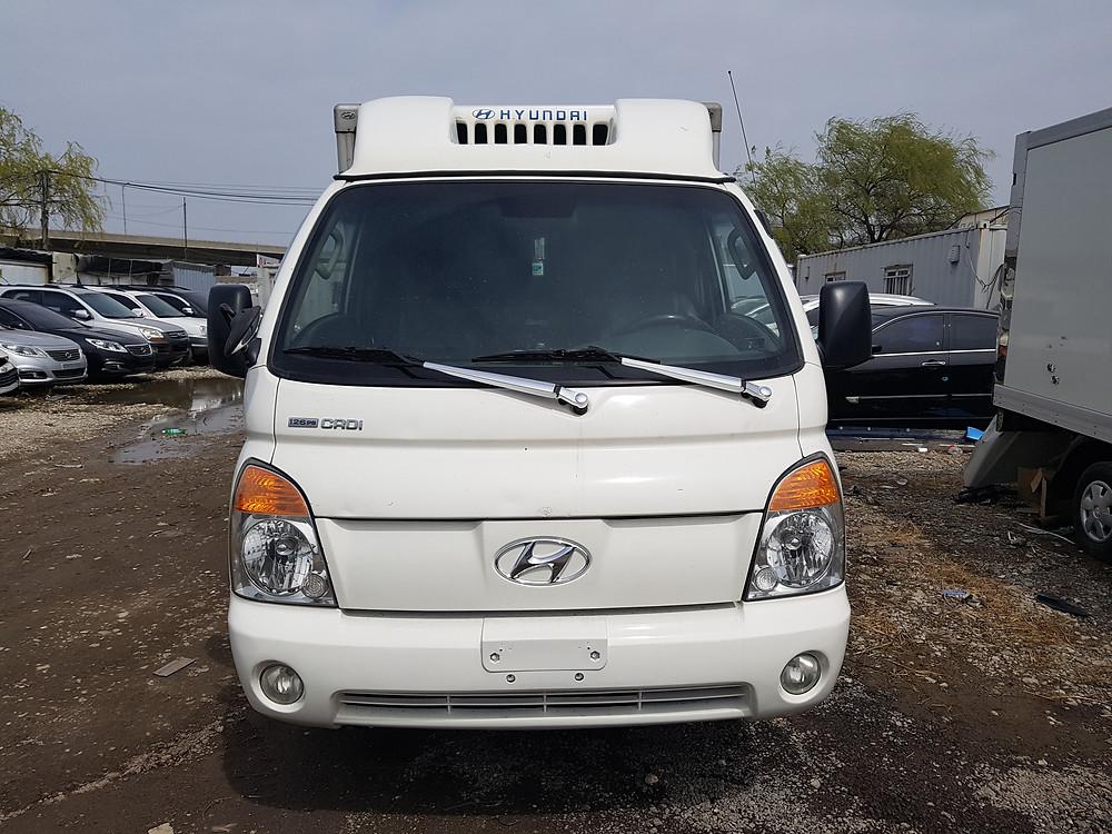 Hyundai Truck, H100, Nicaragua, Honduras, Panama