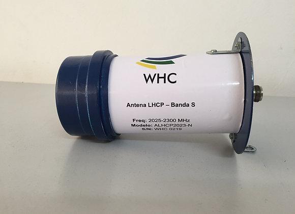 LHCP Circular Antenna